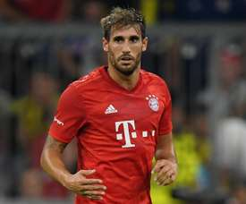 Javi Martinez is out of Bayern's cup tie at Energie Cottbus. GOAL