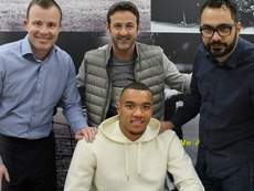 Jay-Roy Grot has joined Leeds United. GOAL