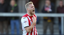 Stockley was the highest goalscorer in the country across 2018. GOAL