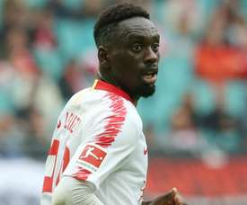 Augustin joins Monaco on loan from RB Leipzig. GOAL