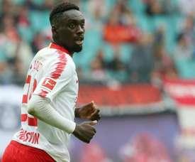 Jean-Kevin Augustin fait broncher la Fédération. Goal