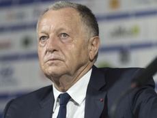 Aulas évoque la qualification en quarts de finale. GOAL