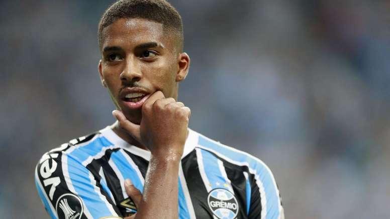 Decisivo em vitória do Grêmio, Jean Pyerre quase foi para o Athletico