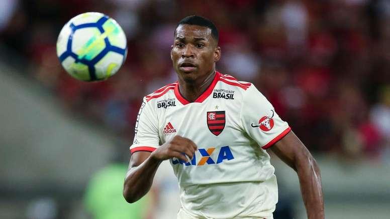 Brazilian Jean Lucas has joined Lyon from Flamengo. GOAL