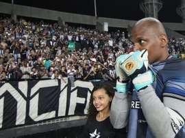 Jefferson Botafogo. Goal