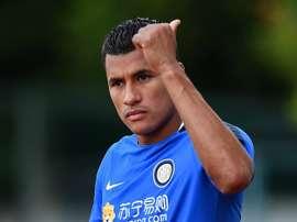 Valencia sign defender Murillo from Inter
