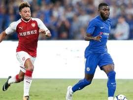 Jeremie Boga has joined Birmingham on loan. GOAL