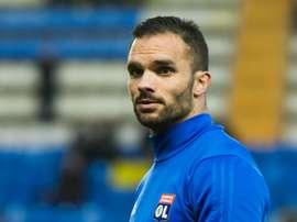 Morel rejoint Rennes. AFP