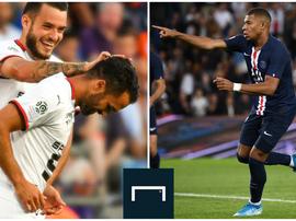Que retenir du match Rennes-PSG ? AFP