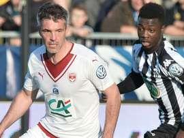 Jeremy Toulalan, Angers - Bordeaux, Coupe de France. GOAL