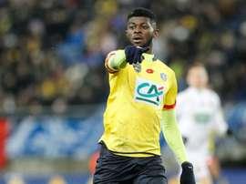 Jérôme Onguéné va être prêté avec option d'achat à Salzbourg. Goal