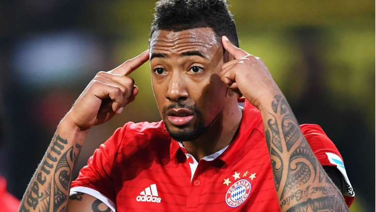 Jerome Boateng will miss. Goal