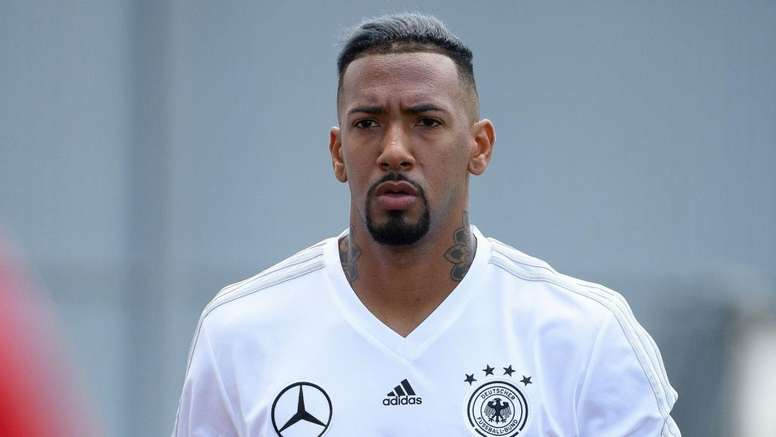 Boateng could be leaving Bayern this summer. GOAL