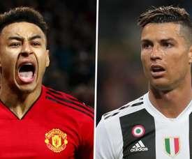 Lingard sogna Cristiano Ronaldo. Goal
