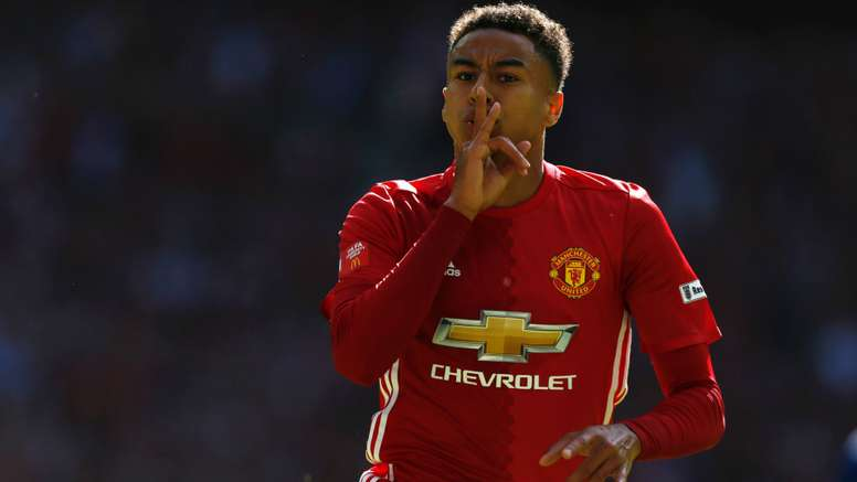 Lingard is convinced his side has still a chance. Goal