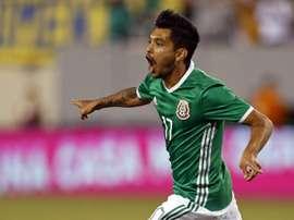 Jesus Corona pourrait rejoindre l'Allemagne. Goal