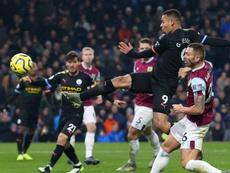 Guardiola says Gabriel Jesus is a vital player in Man City's team. GOAL