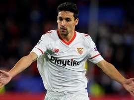 Jesus Navas absent face à United. Goal
