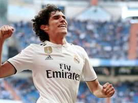 Jesus Vallejo wants Zidane to count on him. GOAL