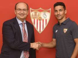 Jesus Navas has secured a return to Sevilla on a free transfer. GOAL