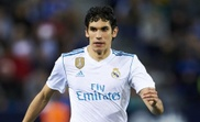 Young Vallejo is the latest Madrid player to be hit by injury. GOAL