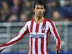 Playing Copa del Rey clash won't be punishment for Joao Felix – Simeone. GOAL
