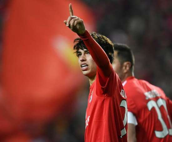 Simeone says developing youngsters like Joao Felix are what Atleti specialise in. GOAL