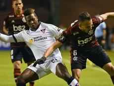 Flamengo sofre na Libertadores e acumula jogos ruins. Goal
