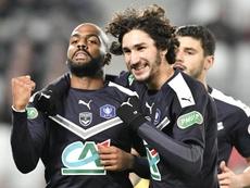 Coupe de France - Bordeaux premier qualifié pour les 16es. AFP