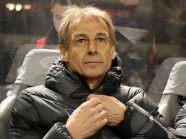 Klinsmann resigns as Hertha Berlin coach. GOAL