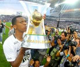 Bola de Prata do Brasileirão. Goal