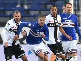 Ecco le pagelle di Sampdoria-Parma. Goal