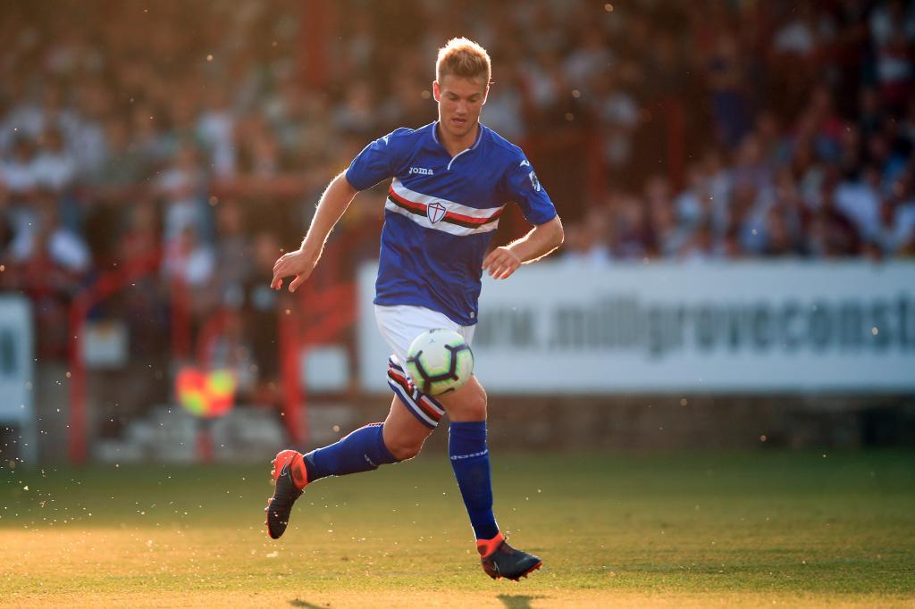 Joachim Andersen (Sampdoria) signe à Lyon pour 30 M EUR — Mercato