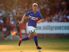 Joachim Andersen. Goal