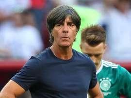 Low veut reprendre ses esprits avec l'Allemagne. Goal