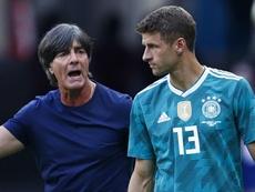 Confusão por decisão de selecionador alemão. Goal
