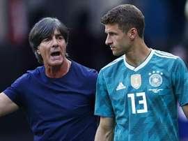 Thomas Muller répond à Joachim Löw. Goal