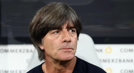 Joachim Low is confident in new, young team. GOAL