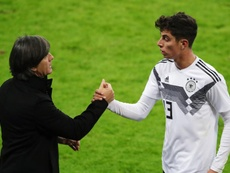 Havertz backing Germany boss Low. GOAL