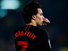 Simeone: I want to see more of Joao Felix, too!