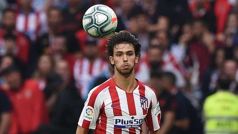 Joao Felix relishing Madrid derby. GOAL