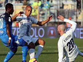 L'Inter vince a Empoli. Goal