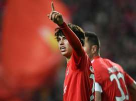 Joao feature will feature for his country for the first time against Switzerland. GOAL