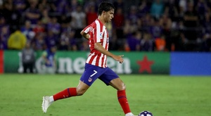 Simeone praises Joao Felix after teenager shines again