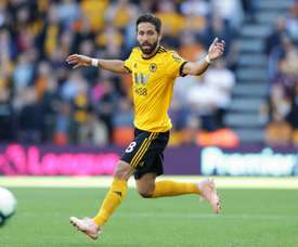 Moutinho has set his sights on helping Wolves qualify for Europe. GOAL