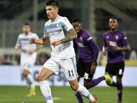 Correa trascina la Lazio. Goal