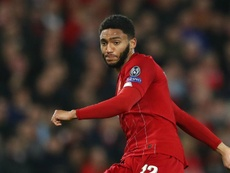 Gomez: Reds ready to face Everton. GOAL