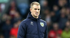 Joe Hart was dropped for the clash with former club West Ham. GOAL