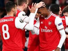 Arsenal s'est imposé. Goal