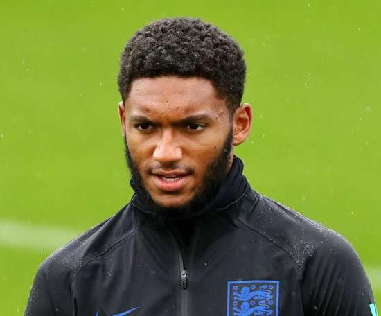 Joe Gomez is trying to get back playing again for club and country. GOAL